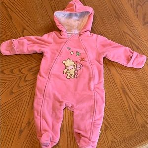 ❌ 2 for 10$ ❌ Disney pink one piece 6-12m
